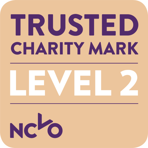 NCVO - Trusted Charity Mark - Level 2