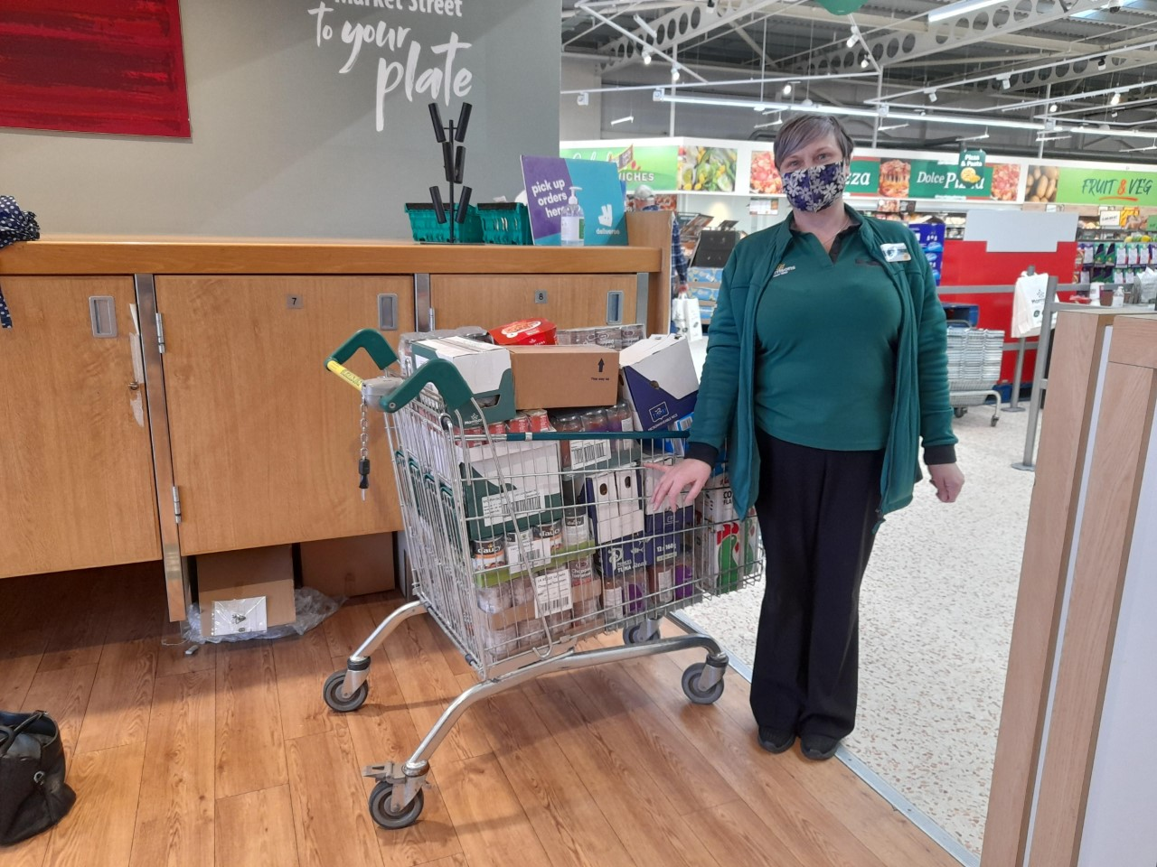 A real community champion: Our interview with Donna from Morrisons